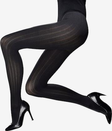 LASCANA - Leotardos en negro