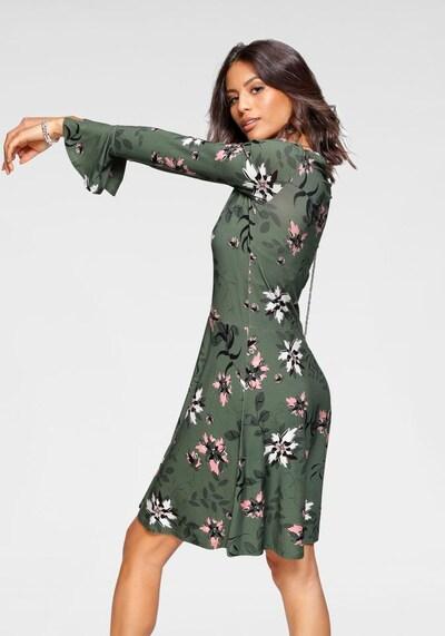 LAURA SCOTT Kleid in grün, Modelansicht
