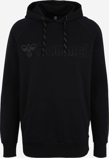 Hummel Sport-Sweatshirt 'HMLMATEO HOODIE' in schwarz, Produktansicht