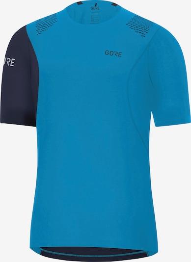 GORE WEAR Funktionsshirt 'R7' in blau, Produktansicht