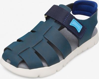 CAMPER Sandale 'Oruga' in blau, Produktansicht