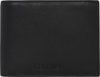 Calvin Klein Porte-monnaies 'VITAL' en noir, Vue avec produit
