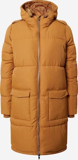 OBJECT Manteau d'hiver 'Zhanna' en noisette, Vue avec produit