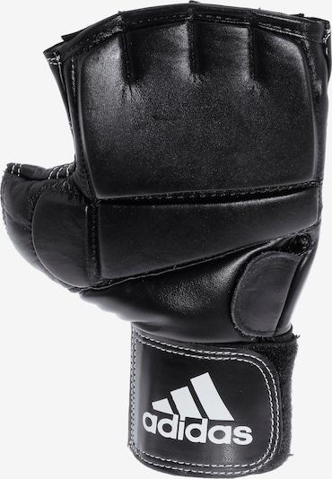 ADIDAS PERFORMANCE Boxhandschuhe 'Speed Gel' in schwarz / weiß, Produktansicht