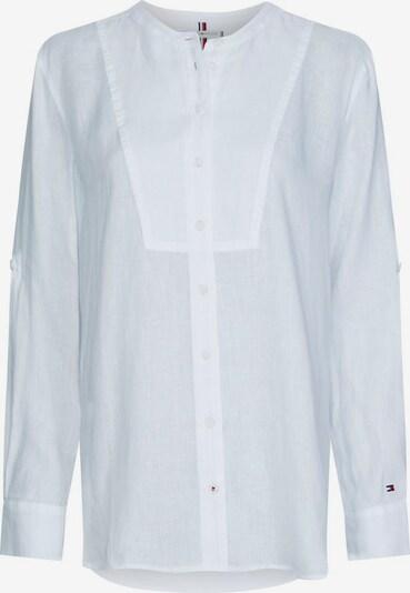 TOMMY HILFIGER Hemdbluse 'Penelope' in weiß, Produktansicht