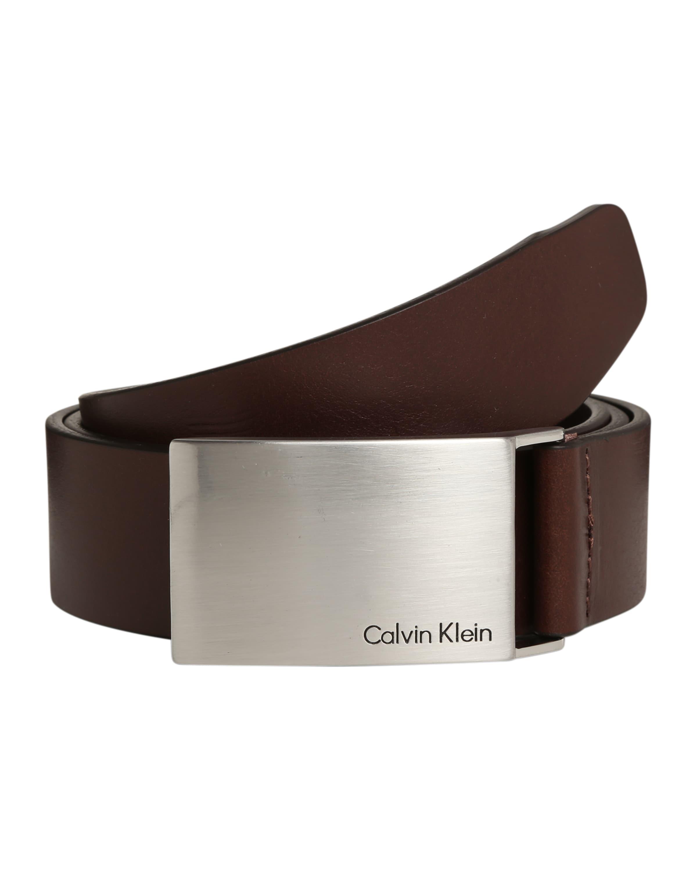 Spielraum Neue Ankunft Calvin Klein Ledergürtel 'Mino' Reduzierter Preis t0nx9W