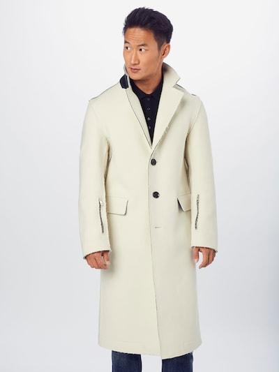 DIESEL Manteau d'hiver 'COLBERT' en crème, Vue avec modèle