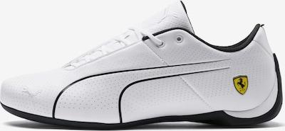 PUMA Baskets basses 'Ferrari Future Cat Ultra' en noir / blanc, Vue avec produit