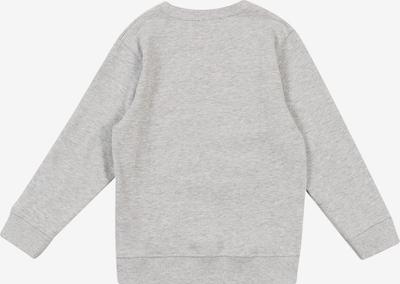 BLUE SEVEN Sweatshirt in graumeliert: Rückansicht