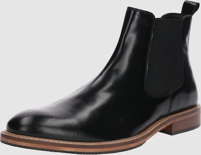 ABOUT YOU Chelsea boots 'John' in Zwart