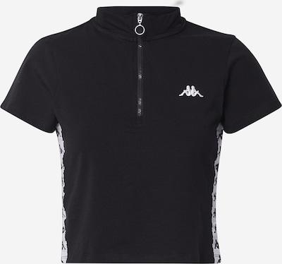KAPPA Shirt 'GABY' in schwarz, Produktansicht