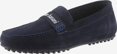 BRUNO BANANI Mokassin in dunkelblau, Produktansicht