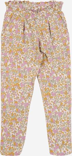 NAME IT Spodnie w kolorze żółty / różowy pudrowy / stary różm, Podgląd produktu