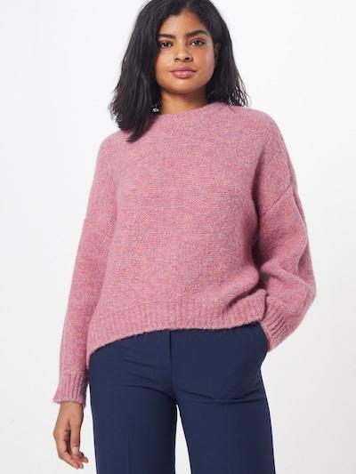 BOSS Pullover in pink, Modelansicht