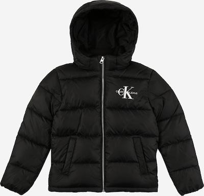 Žieminė striukė iš Calvin Klein Jeans , spalva - juoda, Prekių apžvalga