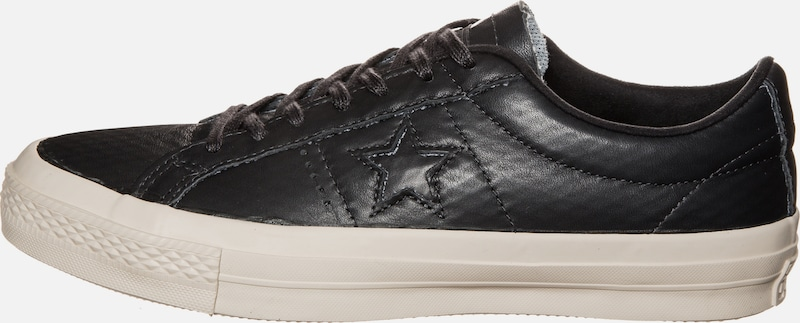 CONVERSE Cons One Leather Star Leather One OX Sneaker 5520dd