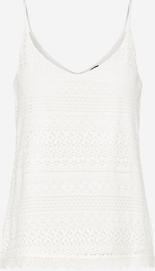 VERO MODA Top 'HONEY' in weiß, Produktansicht