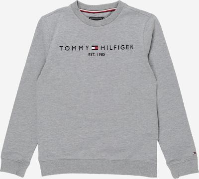 TOMMY HILFIGER Sweatshirt 'ESSENTIAL CN SWEATSHIRT' in graumeliert, Produktansicht