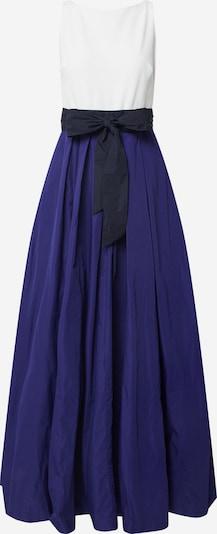 Vakarinė suknelė iš Lauren Ralph Lauren , spalva - tamsiai mėlyna / balta, Prekių apžvalga