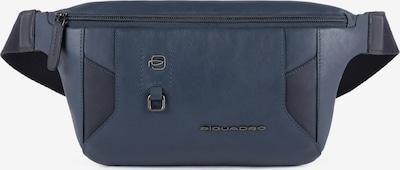 Piquadro Gürteltasche 'S104 Hakone' 32cm in blau, Produktansicht