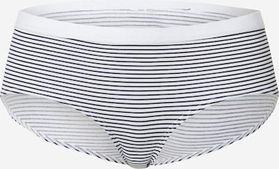 CALIDA Spodnje hlače | črna / bela barva, Prikaz izdelka