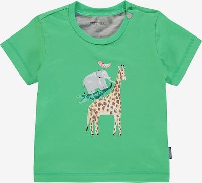 Noppies T-Shirt 'Saratoga' in hellgrün / mischfarben, Produktansicht