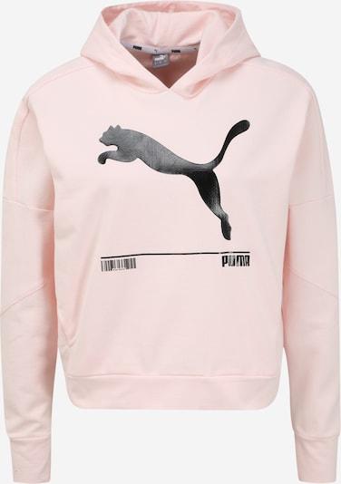 rózsaszín / fekete PUMA Tréning póló 'Nu-tility', Termék nézet