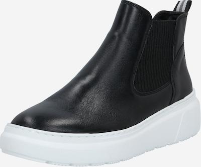 Chelsea batai 'LAUSANNE' iš ARA , spalva - juoda / balta, Prekių apžvalga