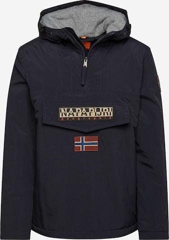 NAPAPIJRI Between-Season Jacket 'RAINFOREST ' in Blue