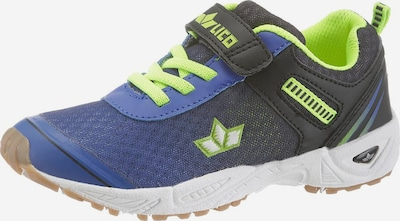 LICO Sneaker 'Barney VS' in blau / kiwi / schwarz, Produktansicht