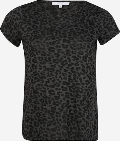 ABOUT YOU Curvy Shirt 'Ashley' in anthrazit / schwarz, Produktansicht