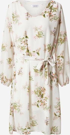 ZABAIONE Obleka 'Sonja' | mešane barve / bela barva, Prikaz izdelka