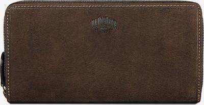 KLONDIKE 1896 Börse 'Mary' in dunkelbraun, Produktansicht