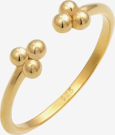 ELLI Ring Boho in gold, Produktansicht