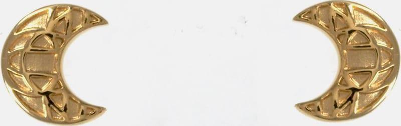 caï CAÏ Paar Ohrstecker 'Mond, morocco nights, C1706E/90/00/'