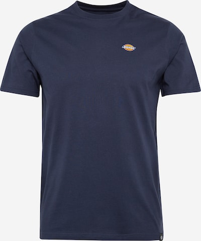 DICKIES T-Shirt 'Stockdale' in navy: Frontalansicht
