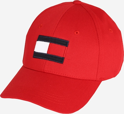 TOMMY HILFIGER Cap 'BIG FLAG' in rot, Produktansicht