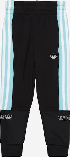 ADIDAS ORIGINALS Hose 'BX-20' in hellblau / schwarz / weiß, Produktansicht