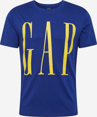 GAP T-Shirt in blau / gelb, Produktansicht