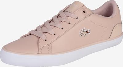 LACOSTE Sneakers laag 'Lerond' in de kleur Oudroze, Productweergave