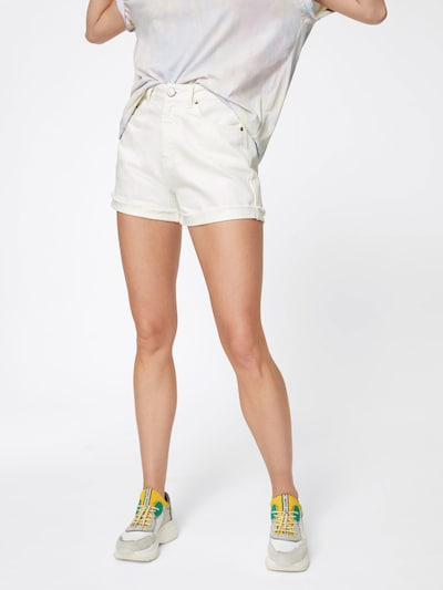 LeGer by Lena Gercke Shorts in offwhite, Modelansicht