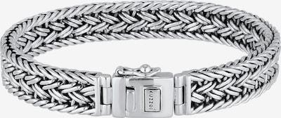 KUZZOI Armband in silber, Produktansicht