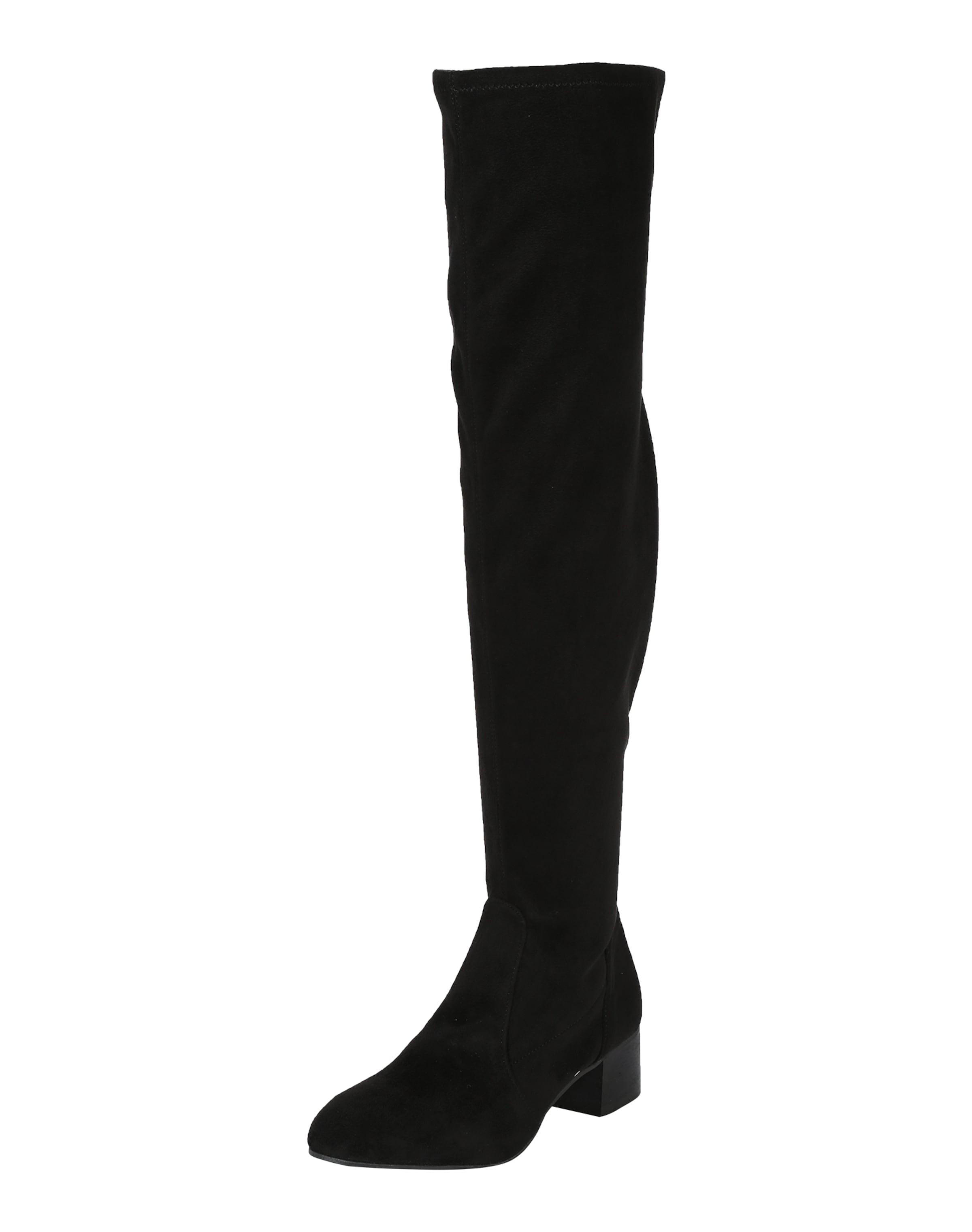 ESPRIT Overknee-Stiefel Nola Verschleißfeste billige Schuhe