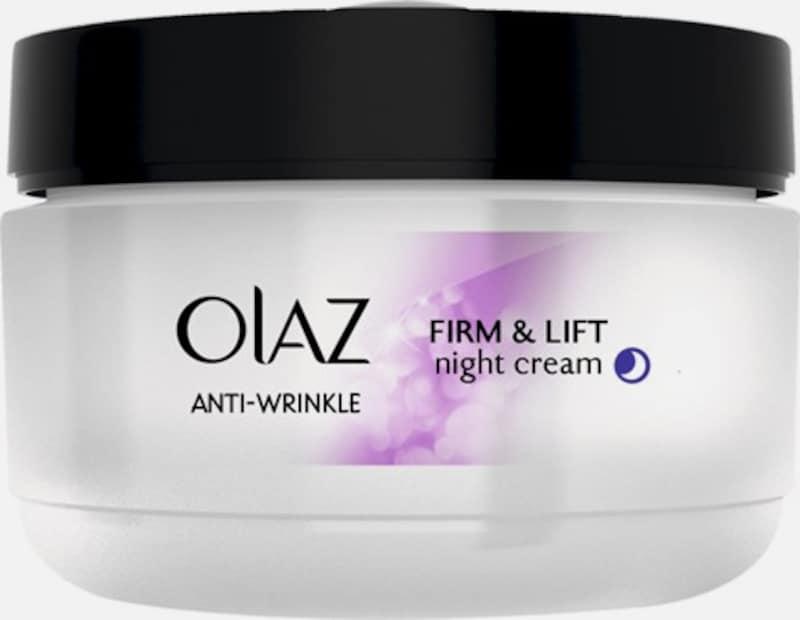 OLAZ 'Anti-Falten Lift' Nachtpflege mit Haut-Erneuerungs-Komplex