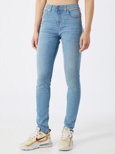 UNITED COLORS OF BENETTON Jeans in blue denim, Modelansicht
