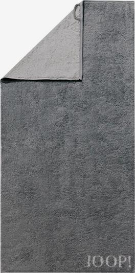 JOOP! Saunatuch in grau / dunkelgrau, Produktansicht