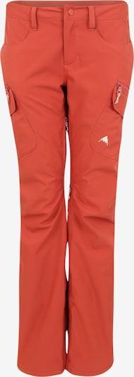 BURTON Spordipüksid punane, Tootevaade