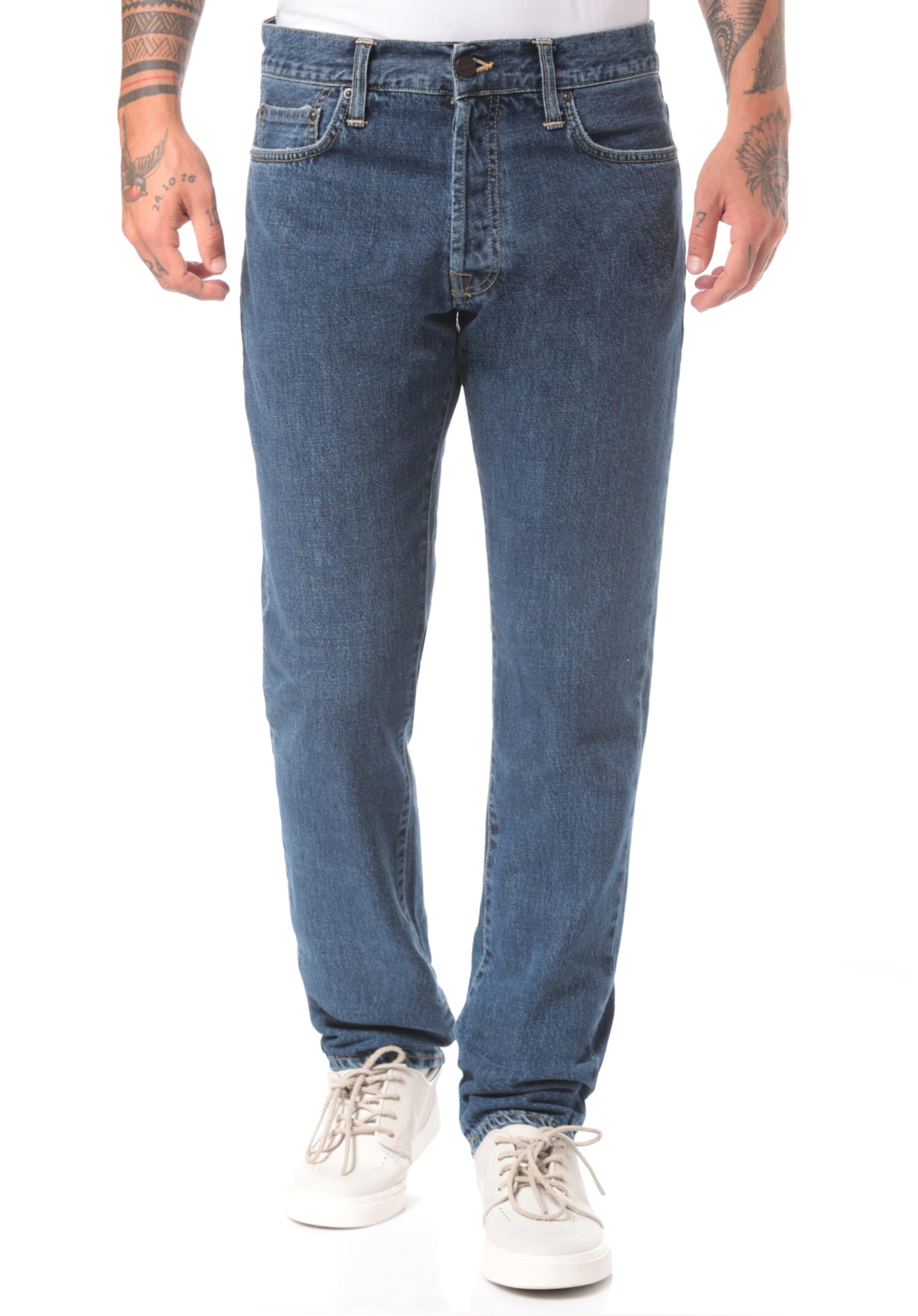 Blau Carhartt Jeans In 'klondike Wip Ii' xhQBtdrsC
