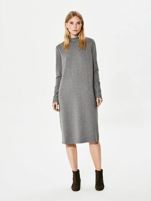 SELECTED FEMME Sweat-Kleid mit langen Ärmeln