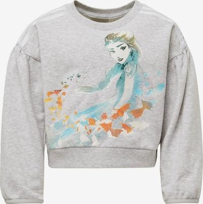 ADIDAS PERFORMANCE Sweatshirt in graumeliert / mischfarben, Produktansicht